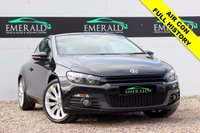 """USED 2010 10 VOLKSWAGEN SCIROCCO 2.0 GT TDI  2d  170 BHP **£0 DEPOSIT FINANCE AVAILABLE**SECURE WITH A £99 FULLY REFUNDABLE DEPOSIT** 18"""" INTERLAGO ALLOYS, SATELLITE NAVIGATION, TOUCH SCREEN, PRIVACY GLASS, AIR CONDITIONING, DUAL CLIMATE CONTROL, FULL SERVICE HISTORY"""