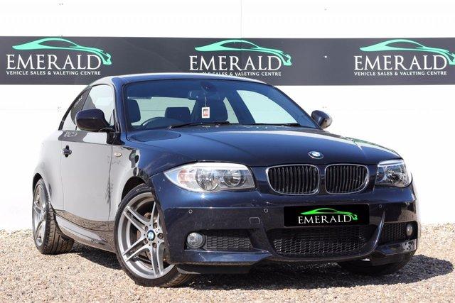 2012 12 BMW 1 SERIES 2.0 120D SPORT PLUS EDITION 2d 175 BHP