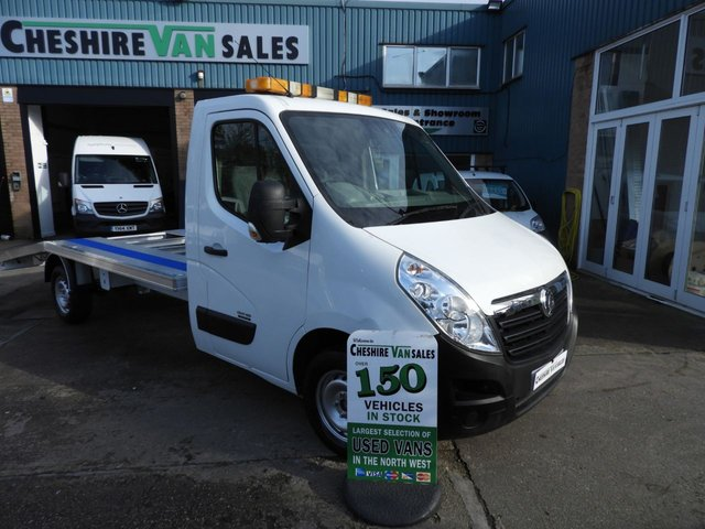View our VAUXHALL MOVANO