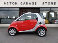 USED 2006 06 SMART FORTWO 0.7 PASSION SOFTOUCH 2d AUTO 61 BHP ** PAN ROOF ** ** PANORAMIC ROOF **