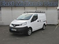 USED 2014 14 NISSAN NV200 1.5 DCI ACENTA 1d 90 BHP