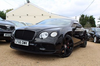 BENTLEY CONTINENTAL at Trade Price Cars