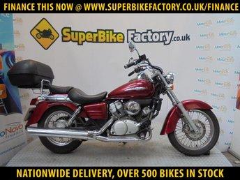 2006 06 HONDA VT125 SHADOW  £2991.00