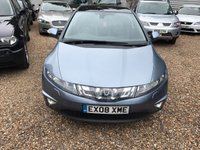 2008 HONDA CIVIC 1.8 I-VTEC EX I-SHIFT 5d AUTO 139 BHP £5000.00