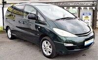 2005 TOYOTA PREVIA 2.4 T SPIRIT VVT-I 7STR 5d AUTO 154 BHP £5250.00