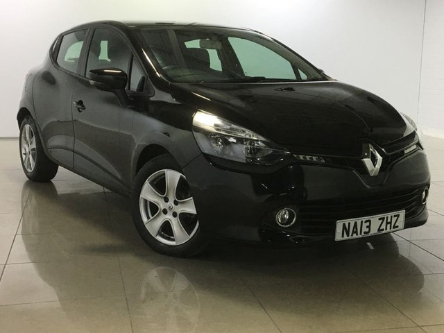 View our 2013 13 RENAULT CLIO 1.5 EXPRESSION PLUS ENERGY DCI S/S 5d 90 BHP