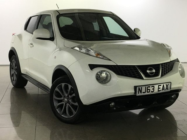 View our 2013 63 NISSAN JUKE 1.5 TEKNA DCI 5d 110 BHP