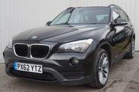 2012 BMW X1 2.0 XDRIVE20D SPORT 5d AUTO 181 BHP £11995.00
