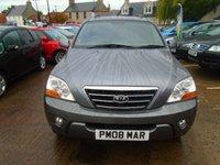 2008 KIA SORENTO 2.5 XS 5d AUTO 168 BHP £5150.00