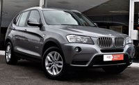 2011 BMW X3 3.0 XDRIVE TURBO DIESEL  SE 5d AUTO 255 BHP OVER £5000.00 FACTORY EXTRA'S £16980.00