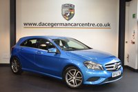 USED 2014 63 MERCEDES-BENZ A CLASS 1.8 A200 CDI BLUEEFFICIENCY SPORT 5DR 136 BHP + FULL SERVICE HISTORY + 1 OWNER FROM NEW + HALF LEATHER INTERIOR + BLUETOOTH + SAT NAV PREP + HEATED SPORT SEATS + CRUISE CONTROL + RAIN SENSORS + 17 INCH ALLOY WHEELS +