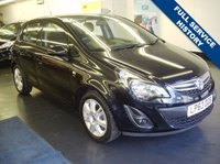 USED 2013 63 VAUXHALL CORSA 1.2 ENERGY AC 5d 83 BHP 1 LADY OWNER !!!!!!!!!!!!!!!!!!!!!!!!!!!!!!!!!!!!