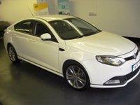 2011 MG 6 1.8 TSE MAGNETTE 5d 160 BHP £5995.00