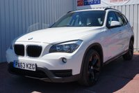 USED 2013 63 BMW X1 2.0 XDRIVE20D SPORT 5d 181 BHP Full Service History - 1 Former Owner