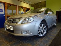 USED 2010 60 TOYOTA AVENSIS 1.6 TR VALVEMATIC 4d 132 BHP
