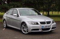 2009 BMW 3 SERIES 3.0 325D M SPORT 4d 195 BHP £8980.00