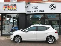 USED 2014 14 SEAT LEON 2.0 TDI SE 5dr [Technology Pack] TECHNOLOGY PACK