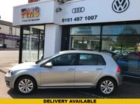 USED 2013 63 VOLKSWAGEN GOLF 1.6 TDI 105 S 5dr