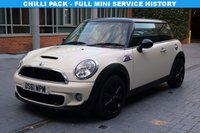 2012 MINI HATCH COOPER 1.6 COOPER S 3d 184 BHP £6990.00