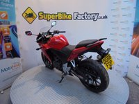 USED 2016 66 HONDA CBR500 500CC 0% DEPOSIT FINANCE AVAILABLE GOOD & BAD CREDIT ACCEPTED, OVER 500+ BIKES IN STOCK