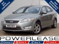 USED 2010 10 FORD MONDEO 2.0 TITANIUM 5d 144 BHP LOW MILES FSH DAB CRUISE CONT