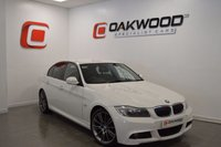 USED 2011 61 BMW 3 SERIES 2.0 318I SPORT PLUS EDITION 4d 141 BHP *LOW MILES* **STUNNING IN ALPINE WHITE**