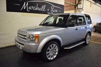 USED 2008 58 LAND ROVER DISCOVERY 3 2.7 3 TDV6 GS 5d AUTO 188 BHP