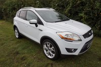"""USED 2012 62 FORD KUGA 2.0 ZETEC TDCI 5d 138 BHP FSH-APPERANCE PACK-19"""" ALLOYS Presented with 2 Keys, Full Service History & 12 Months MOT, Appearance pack, 19"""" Alloys, Chrome Roof Rails, Keyless Go, Rear Spoiler, Front Fog Lights, Full Colour Coding, CD Radio, Bluetooth, Dual Climate Control, 6 Speed, Electric WIndows, Electric Mirrors"""