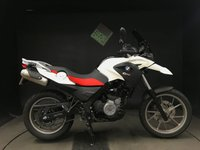 2012 BMW G650GS 12. ABS. H GRIPS. 1436 MILES. RECENT SERVICE. SCREEN. VERY TIDY. £3995.00