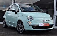USED 2014 64 FIAT 500 0.9 TWINAIR C CULT 3d 85 BHP STOP/START FINANCE FROM £29.63 PER WEEK
