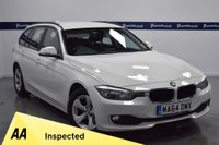 USED 2014 64 BMW 3 SERIES 2.0 320D EFFICIENTDYNAMICS TOURING 5d 160 BHP (ONE OWNER AND BMW HISTORY)