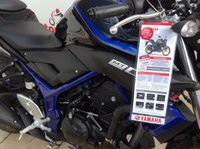 USED 2018 67 YAMAHA MT03 ABS MTN320-A Smooth as silk twin cylinder engine