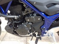 USED 2019 YAMAHA MT03 ABS MTN320-A Smooth as silk twin cylinder engine.  UK delivery from £130 plus VAT.