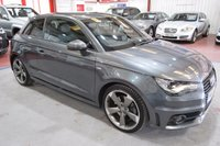 USED 2013 13 AUDI A1 2.0 TDI S LINE BLACK EDITION 3d 143 BHP
