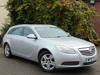 USED 2010 10 VAUXHALL INSIGNIA 2.0 EXCLUSIV CDTI ECOFLEX 5d estate **PRACTICAL DIESEL ESTATE**