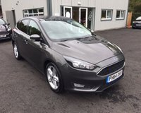 USED 2014 64 FORD FOCUS 1.6 TDCI ZETEC 115 BHP THIS VEHICLE IS AT SITE 1 - TO VIEW CALL US ON 01903 892224
