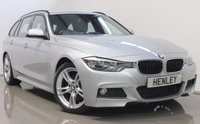 USED 2014 64 BMW 3 SERIES 3.0 330D M SPORT TOURING 5d AUTO 255 BHP
