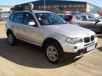 2007 BMW X3}