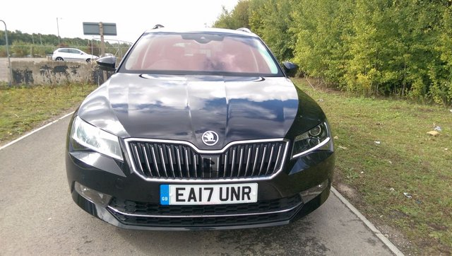 View our 2016 66 SKODA SUPERB 2.0 LAURIN AND KLEMENT TDI DSG 5d AUTO 148 BHP