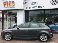 USED 2014 14 AUDI A3 1.6 TDI S Line 5dr