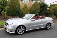 2007 MERCEDES-BENZ CLK 1.8 CLK200 KOMPRESSOR SPORT 2d AUTO 181 BHP £5490.00