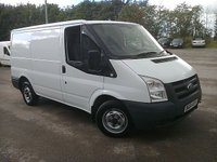 USED 2011 61 FORD TRANSIT T280 85PS SWB LOWROOF
