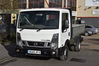 USED 2015 65 NISSAN NT400 CABSTAR 2.5 DCI 35.14 TIPPER 2d 136 BHP SWB RWD DIESEL MANUAL TIPPER TWO OWNERS BARGAIN PRICE