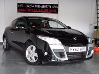 USED 2011 60 RENAULT MEGANE 1.5 DYNAMIQUE TOMTOM DCI ECO 3d 110 BHP