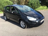 USED 2012 12 FORD S-MAX 2.0 ZETEC TDCI 5d AUTO 138 BHP ONE OWNER AUTOMATIC WITH ONLY 50000 MILES FSH  7 SEATS