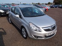 USED 2007 57 VAUXHALL CORSA 1.2 SXI A/C 16V 5d 80 BHP IDEAL 1ST CAR, VERY ECONOMICAL & RELIABLE, LOW TAX / INSURANCE, DRIVES SUPERBLY !!