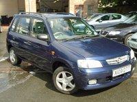 2000 MAZDA DEMIO 1.5 ESCAPE 5d 74 BHP £995.00