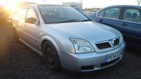 USED 2004 S VAUXHALL VECTRA 1.9 LIFE CDTI 16V 5d 148 BHP CLEARANCE AS IS . NOT AVAILABLE ON FINANCE.