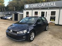 2015 VOLKSWAGEN GOLF 1.4 MATCH TSI BLUEMOTION TECHNOLOGY 5d 120 BHP £SOLD