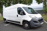 2015 CITROEN RELAY 2.2 35 L3H2 ENTERPRISE HDI 1d 129 BHP £10999.00